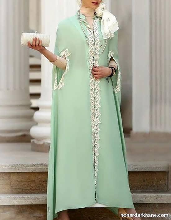 لباس باحجاب برای روز عقد