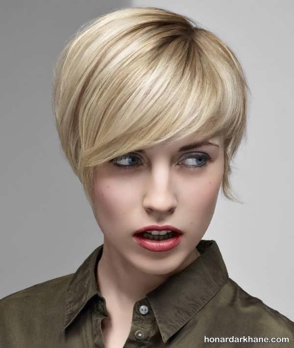 مدل کوتاهی مو برای خانم ها