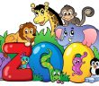 نقاشی حیوانات برای کودکان