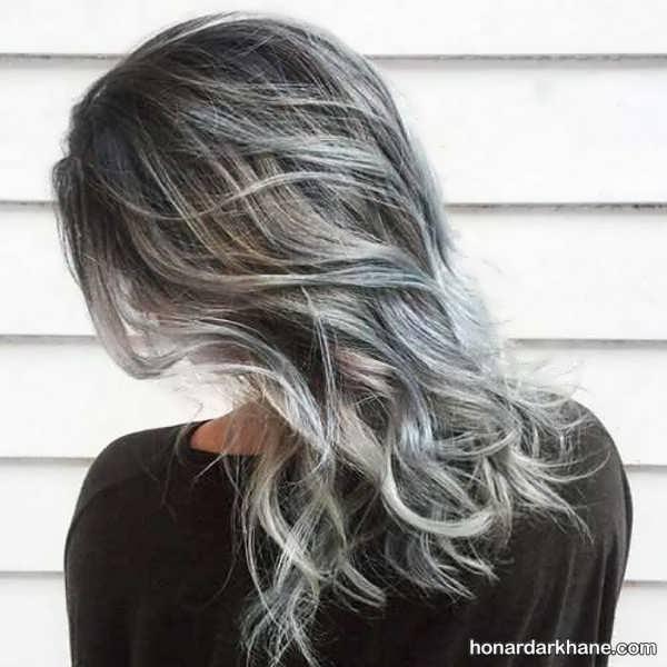 رنگ مو تابستان 96