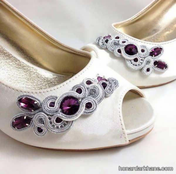 خلاقیت با کفش کهنه