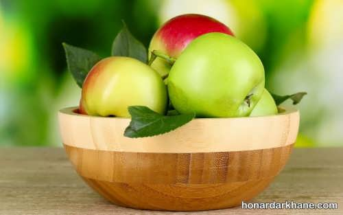 سیب برای مربا