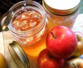طرز تهیه مربای سیب خانگی با طعم و رنگ عالی