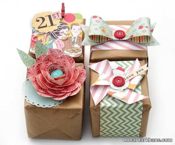 جعبه کادویی های زیبا و شیک