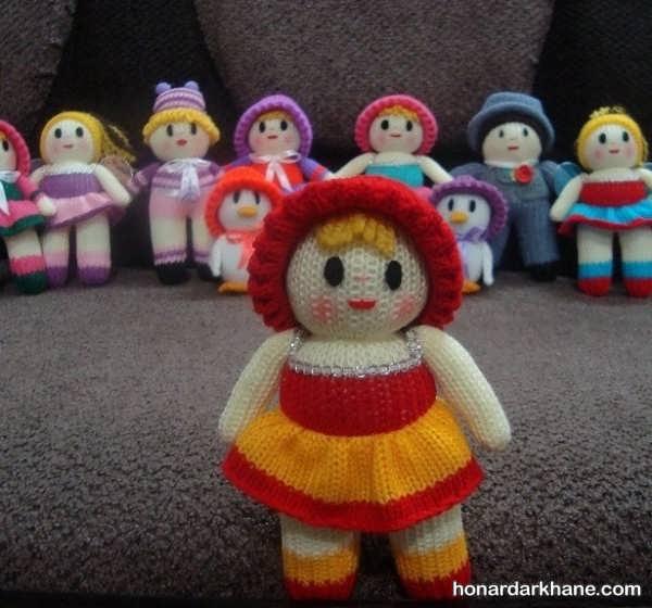 مدل عروسک دخترانه جدید
