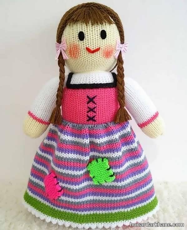 بافت عروسک سیندرلا