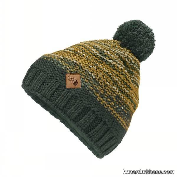 کلاه بافتنی برای پسر نوجوان