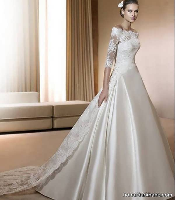 مدل لباس عروس 96