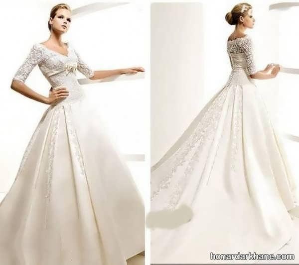 مدل جدید لباس عروس