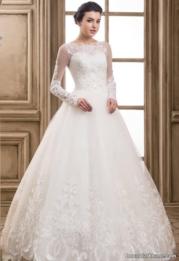 لباس عروس 96 جدید و زیبا