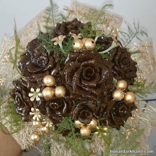 تزیین جدید سبد حنا عروس