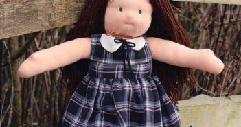 عروسک سازی با پارچه