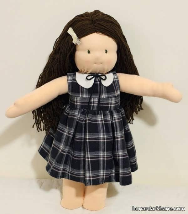 مدل عروسک پارچه ای دست ساز