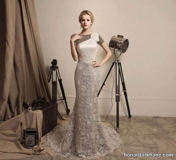 مدل لباس گیپور جدید و شیک