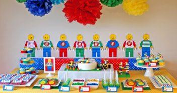 تم جشن تولد پسرانه