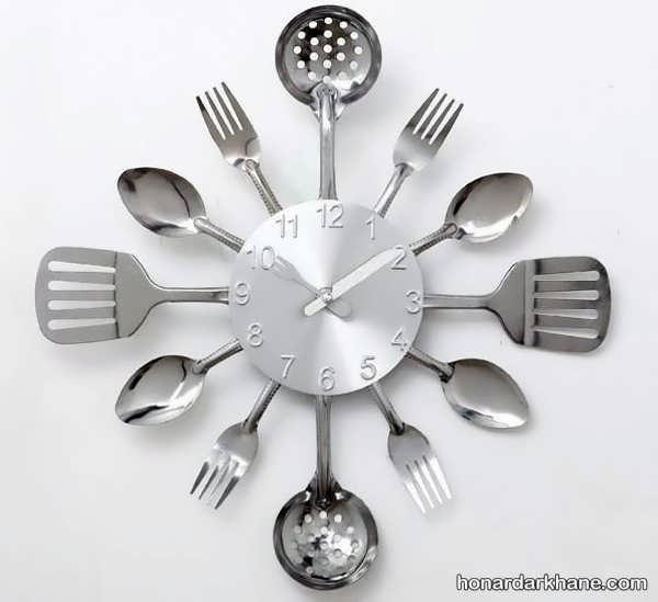 ساعت دکوری برای آشپزخانه