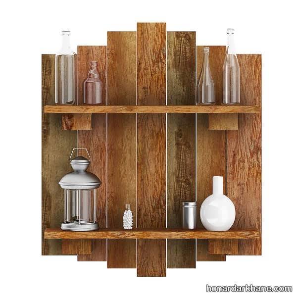 دکوری دیواری چوبی