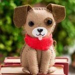 سگ نمدی جدید و فانتزی