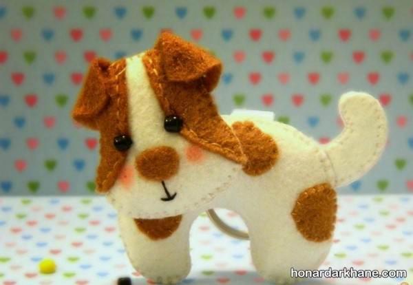 عروسک سگ برای هفت سین