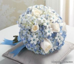 عکس های دسته گل عروس
