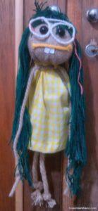 عروسک گونی فوق العاده