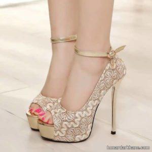 کفش مجلسی مدل گیپوری