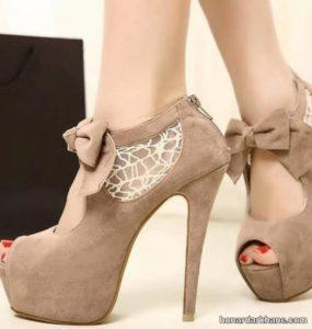 مدل قشنگ کفش مجلسی