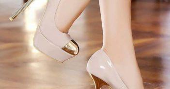 مدل کفش مجلسی با طرح جذاب