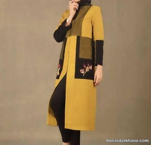 مدل مانتو ۹۷ دخترانه و زنانه با طرح های جدید و شیک