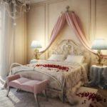 تزیین تخت عروس و داماد