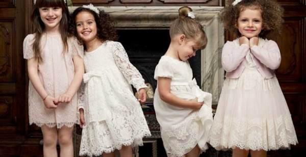 لباس کودک دخترانه