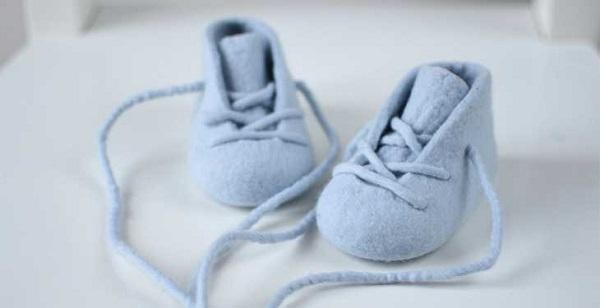 کفش و پاپوش نوزاد