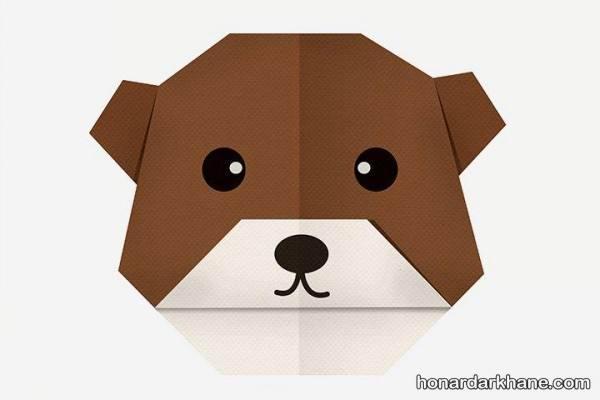ساخت سگ با مقوا