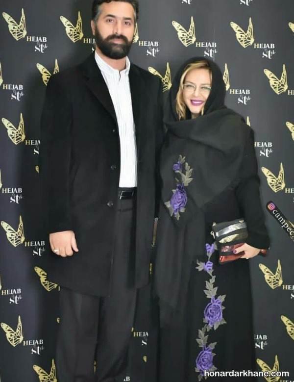 مدل مانتو عید بازیگران زن
