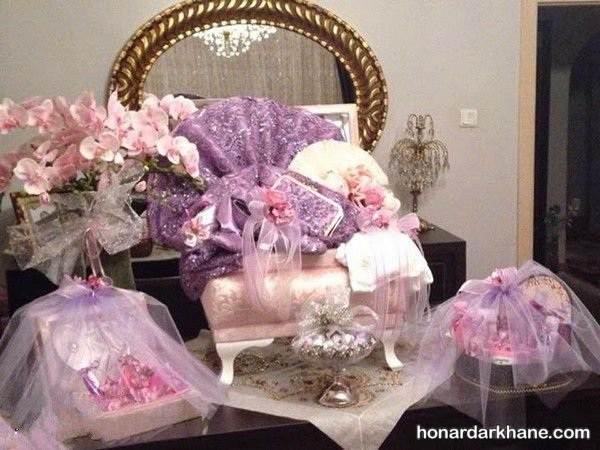 تزیین عیدی جدید و شیک برای عروس