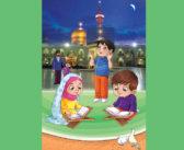 نقاشی ماه رمضان برای کودکان و ایده هایی برای رنگ آمیزی