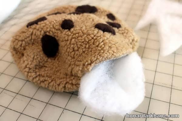 دوخت زیرانداز نوزاد