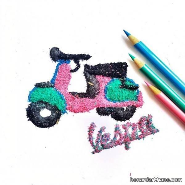 مدل نقاشی برای بچه ها