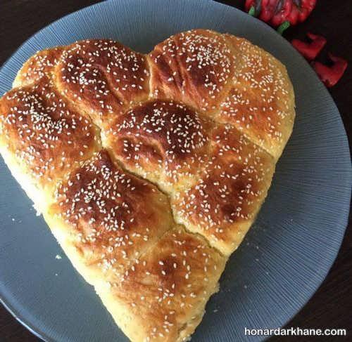 آموزش پخت نان شیرمال