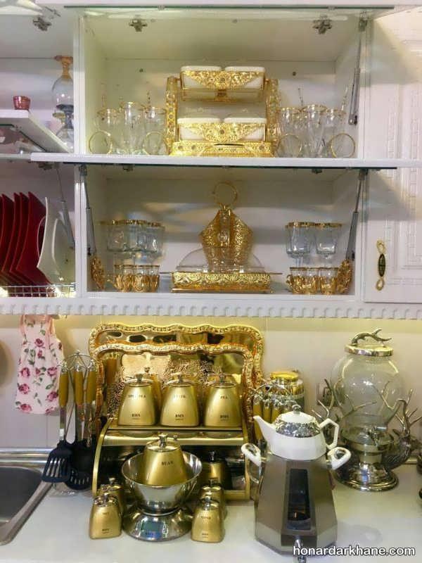 تزیین منزل نوعروس ایرانی