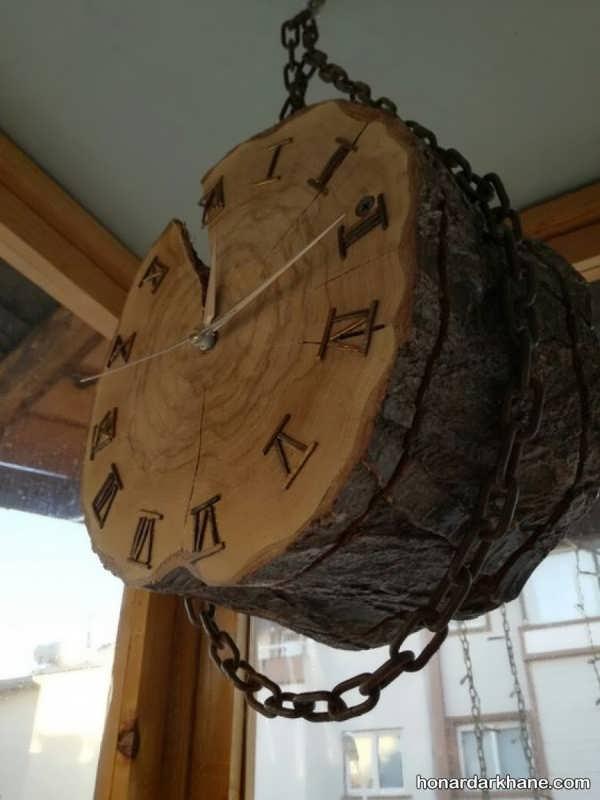 ساخت دکوری چوبی