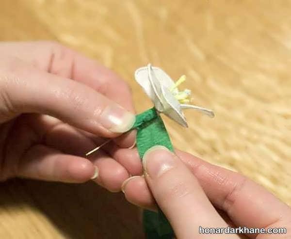 آموزش گلسازی