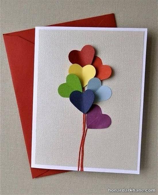 مدل کارت پستال تولد