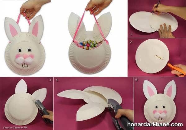 خلاقیت با ظروف یکبار مصرف