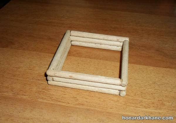 ساخت آباژورهای چوبی