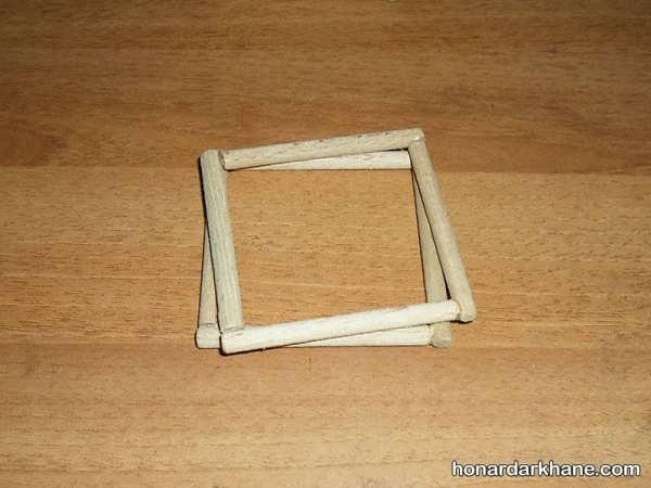 مدل آباژور چوبی