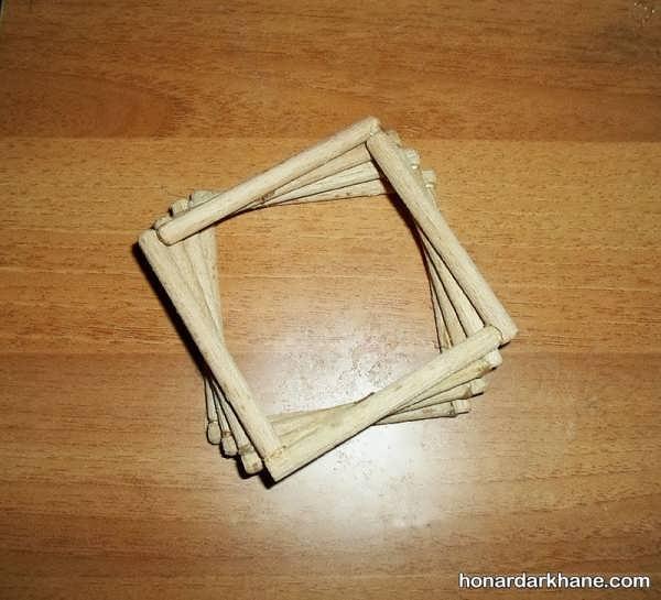 ساختن آباژور با چوب