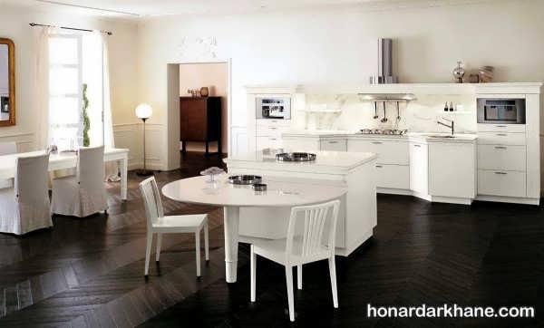 دیزاین آشپزخانه عروس