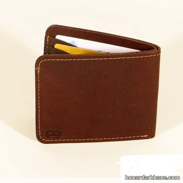 کیف پول دست دوز جدید
