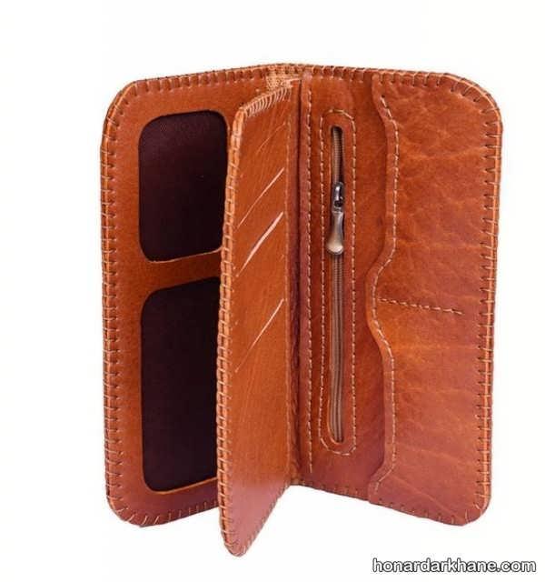 مدل جدید کیف پول چرم